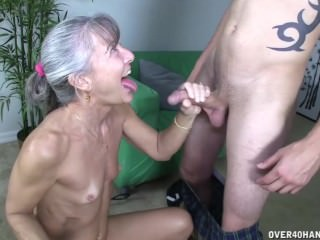 Grannys Sex Toy